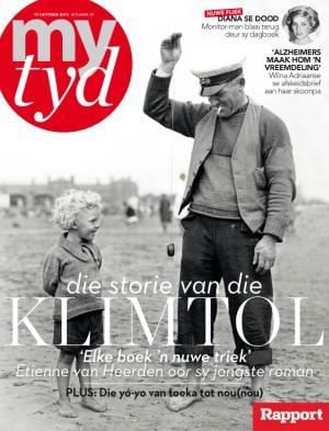 Cover of Rapport's MyTyd on Sunday 13 October 2013